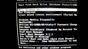 reset local administrator password for windows server