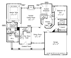 Craftsman Style House Floor Plans Craftsman Style House Plan 4 Beds 3 00 Baths 2338 Sq Ft Plan 927 3