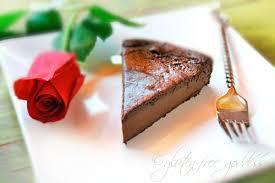 gluten free goddess vegan flourless chocolate cake