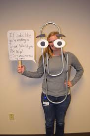 Meme Costume - clippy the most annoying halloween costume ever meme collection