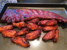 smoke st louis ribs wings
