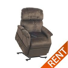 rent chair zero gravity infinite position reclining lift chair rental