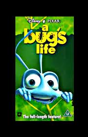 digitized opening bug u0027s 1999 vhs uk
