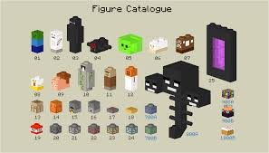 lego ideas minecraft toomanyitems