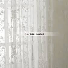 Best Places To Buy Curtains Interesting White Curtains With Pattern 62 In Best Place To Buy