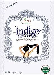 how to get usda certified jiva usda organic 100 pure indigo powder 100 gram ecocert