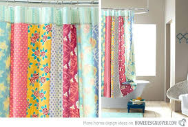 India Shower Curtain Funky Shower Curtains Shower Curtains Indigo Mountains Shower