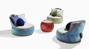 Dedon Patio Furniture by Food Packaging Gets A Second Life As Outdoor Furniture Co Design