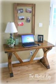 ana white build a brookstone desk free and easy diy project