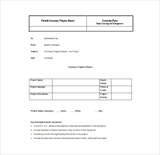 template for summary report summary report templates 9 free sle exle format
