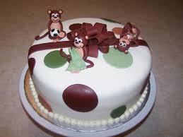baby shower cake ideas for a boy u2014 c bertha fashion cute monkey