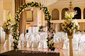 wedding arches indoor 96 extraordinary wedding pillar decorations photo inspirations eilag