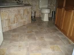 bathroom flooring cool best type of flooring for bathrooms nice