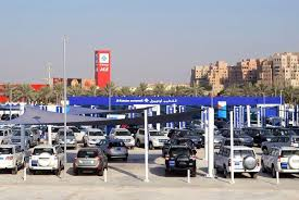 nissan showroom qatar al futtaim automall opens new super sale site in dubai retail