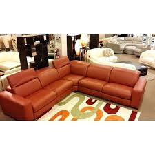 loukas leather reclining sectional sofa with chaise by coaster