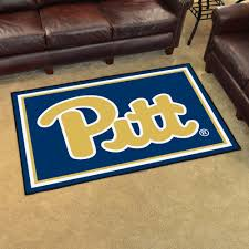 5 By 8 Area Rugs Of Pittsburgh Panthers Area Rug 5 X 8