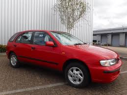 nissan almera for sale nissan almera 1 6 slx auto 5 dr 1999 for sale at the lhd place