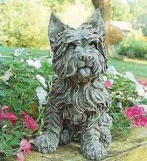 toto garden cairn terrier statue a place we call oz