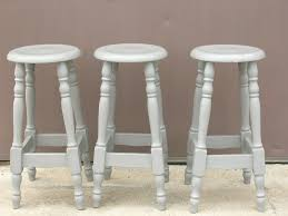gray metal bar stools cabinet hardware room versatility grey