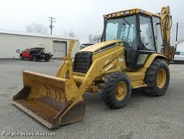 1998 caterpillar 416c backhoe item j8651 sold april 27