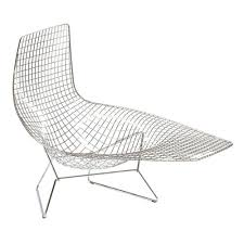 chaise bertoia knoll knoll bertoia asymmetric chaise buy today utility design