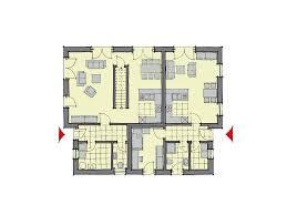 Haus Mit Einliegerwohnung Pultdachhaus Genf Mit Einliegerwohnung Gussek Haus