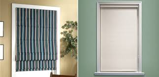 Roman Shades Over Wood Blinds Guide To Choosing Blinds U0026 Shades Wayfair