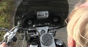 harley road king classic radio twisted audio