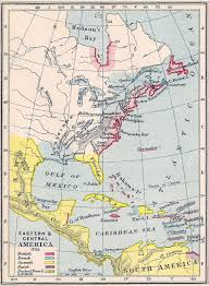 Map Of Colonies Bkushistory Licensed For Non Commercial Use Only Apush Talking