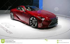 future lexus supercar lexus lf lc geneva 2012 editorial photography image 35027367