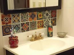 kitchen mexican tiles murals til mexican tile kitchen backsplash