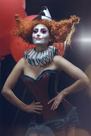 Scary Halloween Looks Best 25 Clown Costume Ideas On Pinterest Clown Makeup