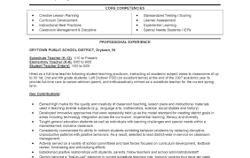 simple resume sle for fresh graduate pdf to excel shocking exle resume for teachers template objective teacher