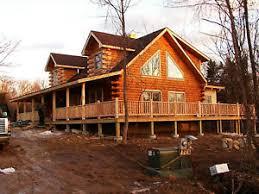 log cabin kits construction ebay