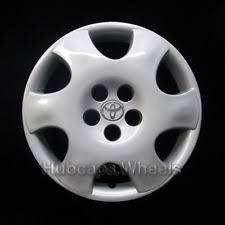 2004 toyota corolla hubcaps 2003 2004 toyota corolla ce hubcap wheel cover ebay
