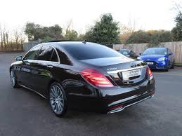 used 2016 mercedes benz s class s 350 d l amg line executive