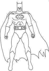 printable batman coloring pages coloring pages