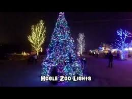 zoo lights at hogle zoo hogle zoo lights december 2017 youtube