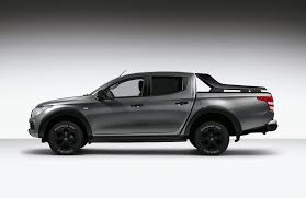 mitsubishi mini pickup fiat fullback pickup gets the cross treatment autoevolution