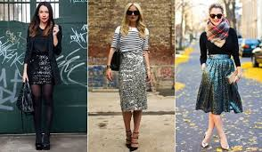 sequin skirt how to wear a sequin skirt style wile