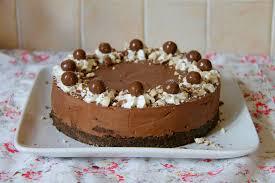 no bake chocolate malteser cheesecake u2013 jane u0027s patisserie
