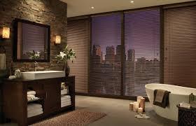 aluminum mini blinds bathroom fashionable window with aluminum