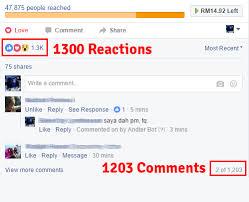 tutorial cara membuat iklan di facebook teknik boost post fb ads