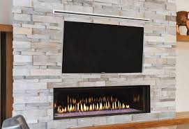 Mounting A Tv Over A Gas Fireplace by Yes You Can Mount A Tv Above A Fireplace With The Montigo