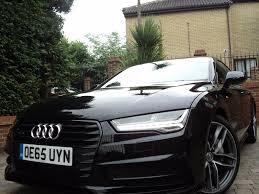 Audi Q7 Black Edition - oscar goldman audi