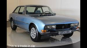 peugeot 504 interior peugeot 504 coupe v6 1978 video www erclassics com youtube