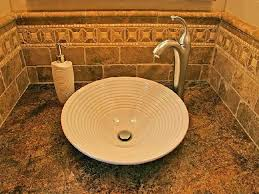 Tile Backsplash Ideas Bathroom by Backsplash Bathroom Ideas Saveemail Bathroom Backsplash Ideas