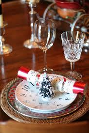 Christmas Table Settings Ideas 5 Christmas Table Settings Holidays Laura Trevey