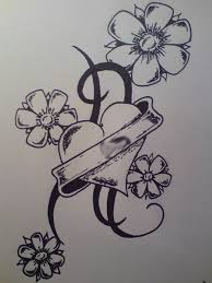 use the form below to delete this how to draw a tribal flower