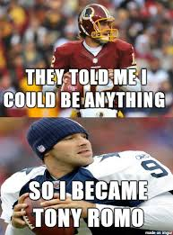 Redskins Meme - 18 best memes of kirk cousins washington redskins destroyed by